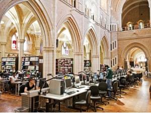 universitylibraries: Whitechapel Library