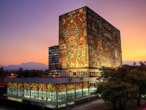 universitylibraries: National Autonomous University of Mexico