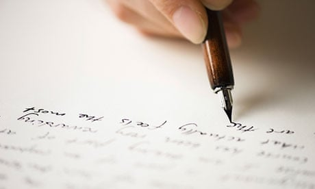 Handwriting pictures