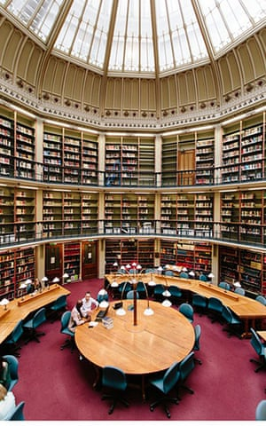 universitylibraries: Maughan Library, King's College London