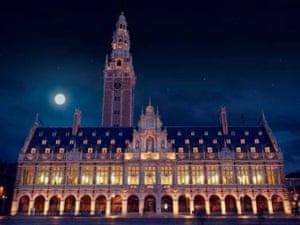 universitylibraries: KU Leuven central library