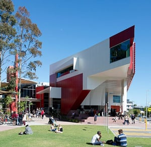 universitylibraries: Griffith University library