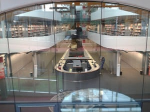 universitylibraries: Free University of Berlin library