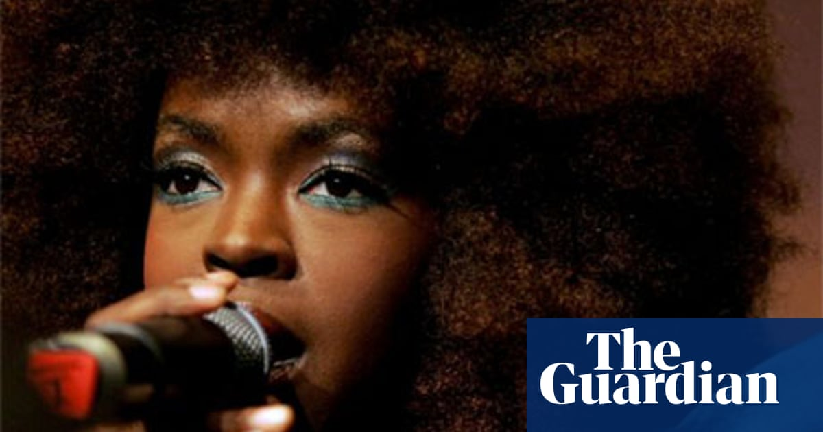 Lauryn Hill I M Not Afraid To Be The Person I Am Lauryn Hill The Guardian