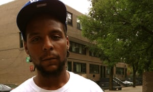 Stop and frisk interviews Tyrel
