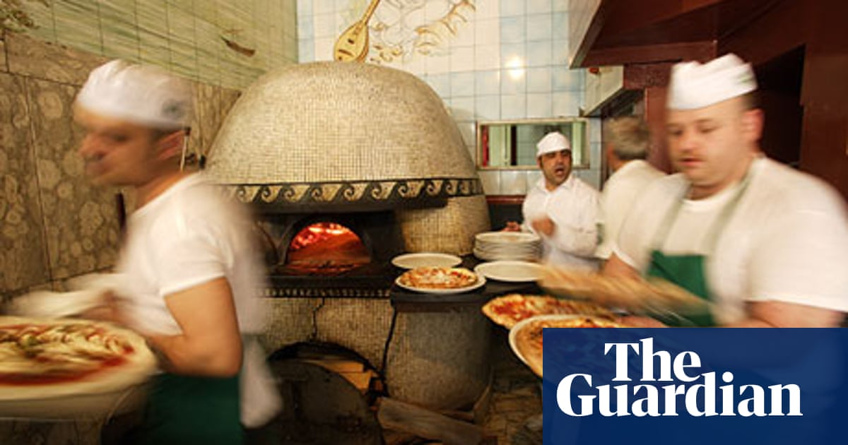 The Pizza Revolution The Staples From Naples Food The