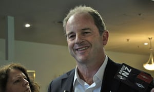 David Shearer has resigned as leader of New Zealand's Labour opposition