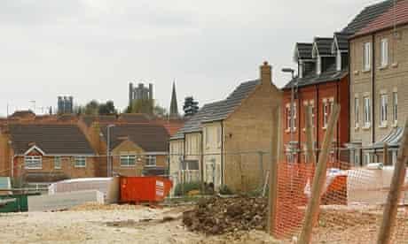 New-build houses