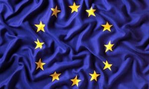 Euro flag.