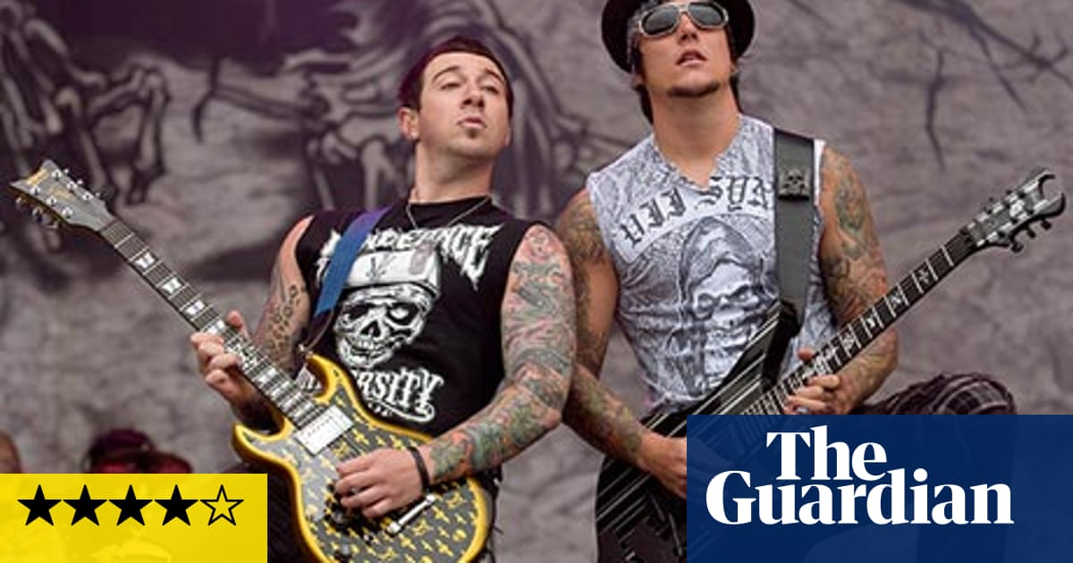 Avenged Sevenfold: Hail to the King – review | Music | The Guardian