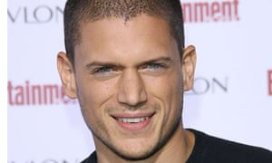 Wentworth Miller: coming out in protest at Russia's anti-gay laws.
