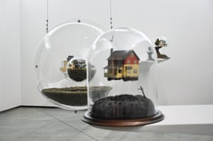 No Small Dreams: Thomas Doyle installation from Palazzo Strozzi, 2012