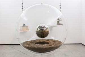 No Small Dreams: Thomas Doyle installation at Palazzo Strozzi, 2012