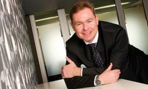 Steve Midgley, Amazon Web Services