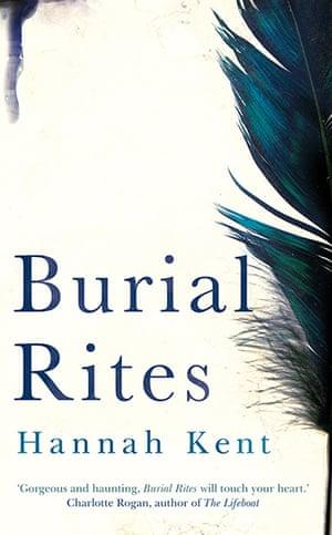 Guardian book award: Burial Rites by Hannah Kent