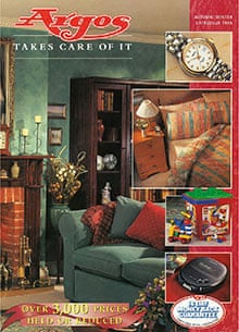 Argos catalogue, autumn/winter 1995=