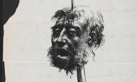 Rex Whistler sketch