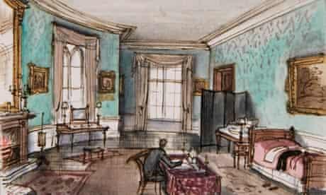 Rex Whistler interior design