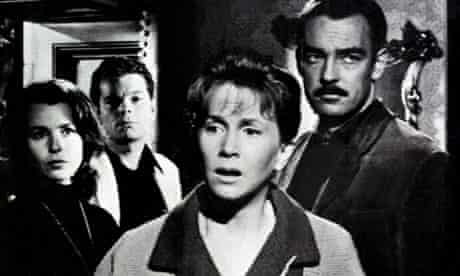 Julie Harris, centre, in The Haunting, 1963