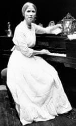 Julie Harris as Emily Dickinson in 1977