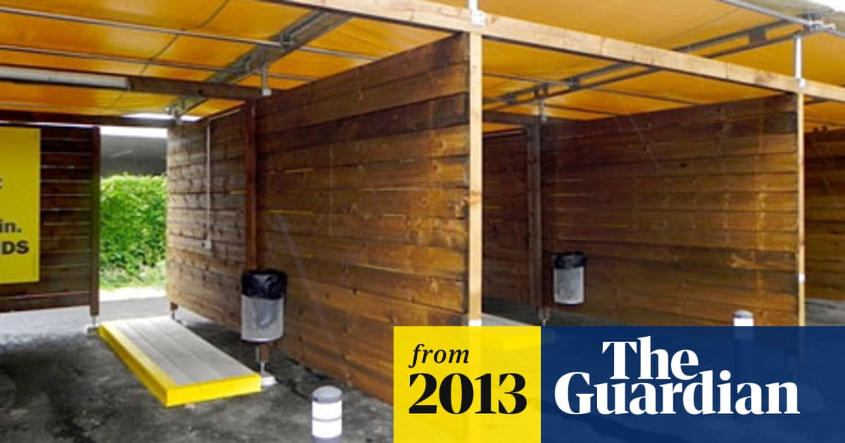 Zurich opens drive-in 'sex boxes' | Society | The Guardian
