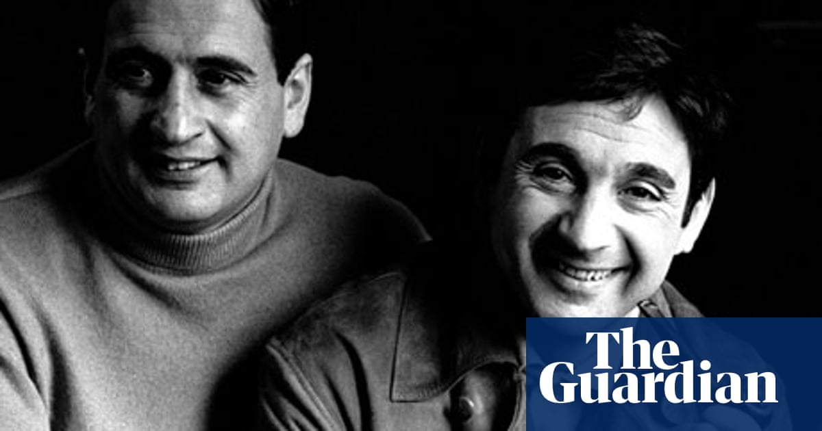Mike Winters obituary | Television & radio | The Guardian