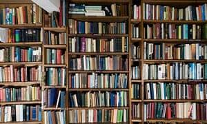 Lucy Mangan: secondhand bookshops