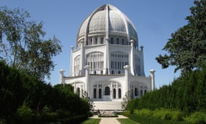 Chicago's Bahai temple