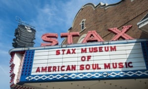 Stax Museum Of American Soul Music, Memphis, Tennessee.