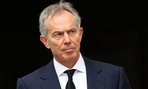 Tony Blair Syria crisis