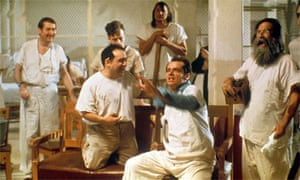 one flew over the cuckoos nest essay