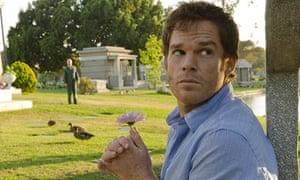 Michael C Hall as Dexter Morgan in Dexter