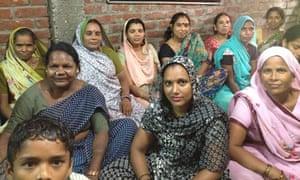 Womens Group Madanpur Khadar South Delhi