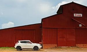 On the road: Nissan Juke Nismo