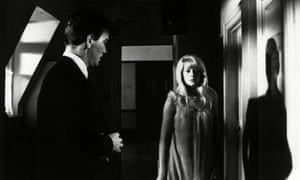 A scene from Repulsion, directed by Roman Polanski and with cinematography by Gilbert Taylor