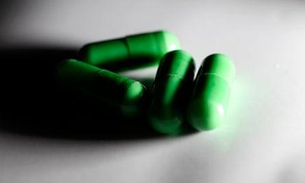 Mephedrone pills