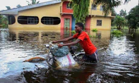 Flooding in the Niger Delta