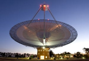 A Month in Space: first population of radio bursts known to originate from beyond our galaxy