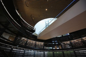 Birmingham Library: It will be Europe's largest public library