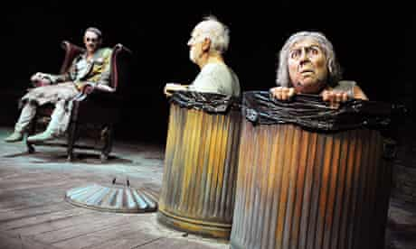 A 2009 production of Samuel Beckett's chess-themed play, Endgame