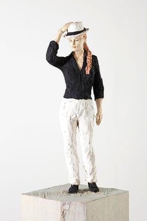 exhibitionist 31/08: Stephan Balkenhol