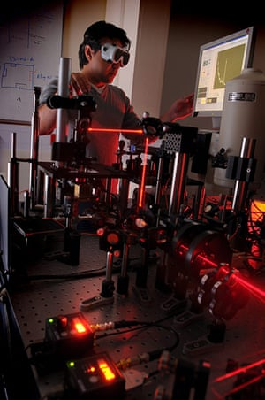 Nanotech : Optical Lab