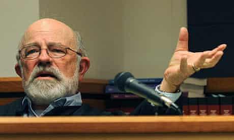 District judge G Todd Baugh