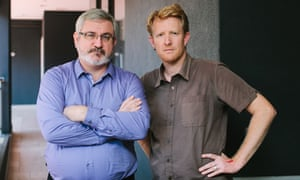 Andrew Bartlett and Ben Pennings