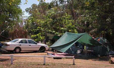 Bagot One Mile camp