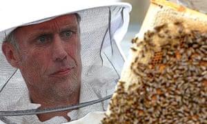 Bez the beekeeper
