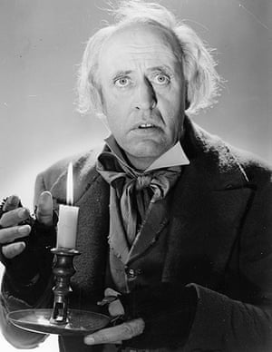 10 best: Ebenezer Scrooge