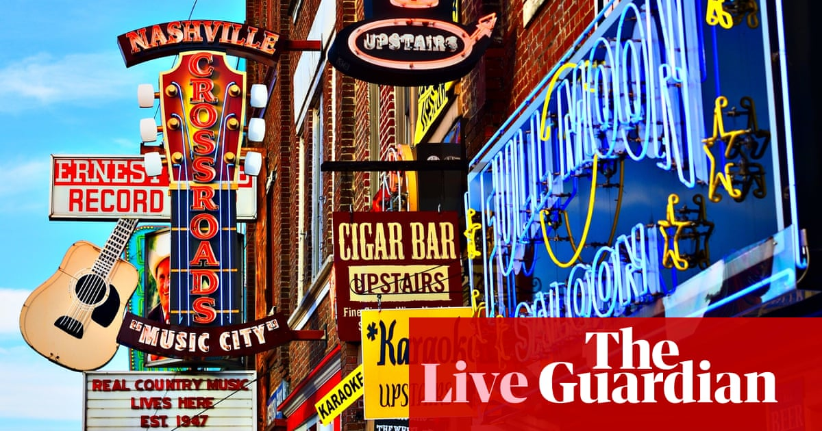 Twitter road trips USA: Chicago-Memphis day four - as it