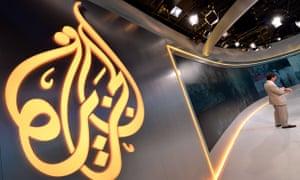 The Al Jazeera logo