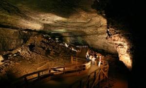 Mammoth Caves